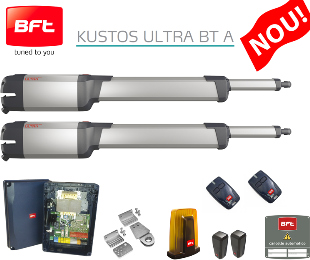 Kit Automatizare BFT KUSTOS BT A25 FRA ezg 7