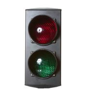 semafor bariera